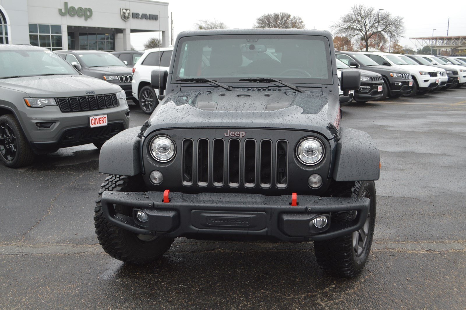 Certified Pre-Owned 2017 Jeep Wrangler Unlimited Rubicon Recon