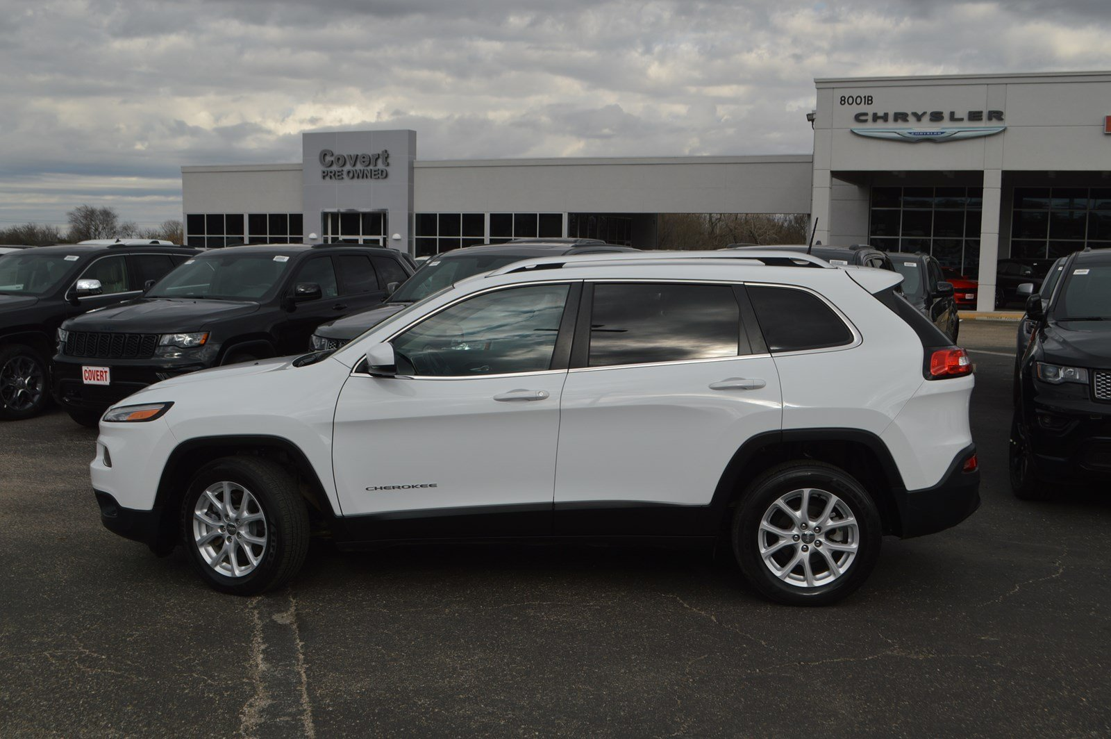 certified pre-owned 2016 jeep cherokee latitude sport utility in