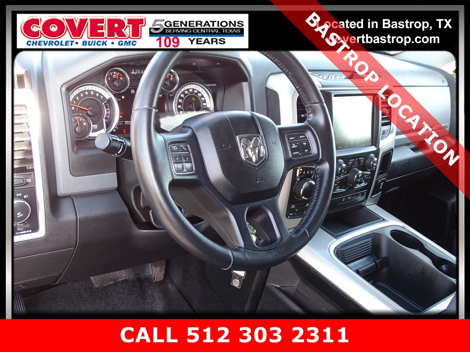 Pre-Owned 2017 Ram 1500 Lone Star Silver