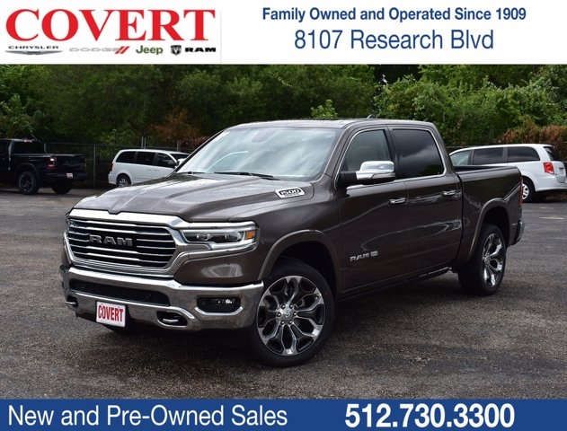 New 2020 Ram 1500 Laramie Longhorn Crew Cab In Austin R08521 Covert Chrysler Dodge Jeep Ram