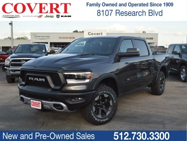 new 2019 ram all new 1500 sport rebel crew cab in austin r05999 rh covertchryslerdodgejeepram com