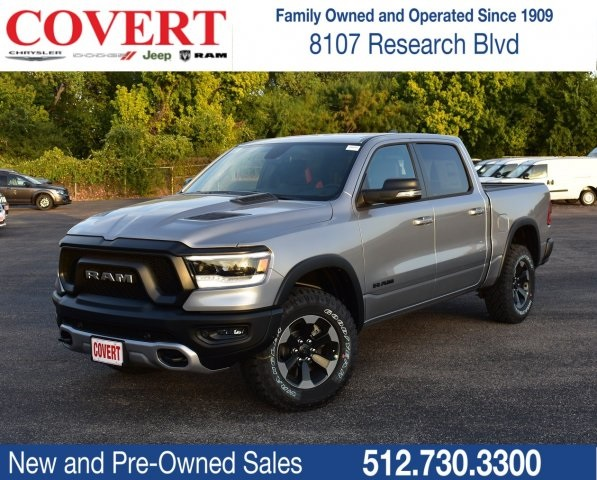New 2020 Ram 1500 Rebel Crew Cab 4x4 5 7 Box