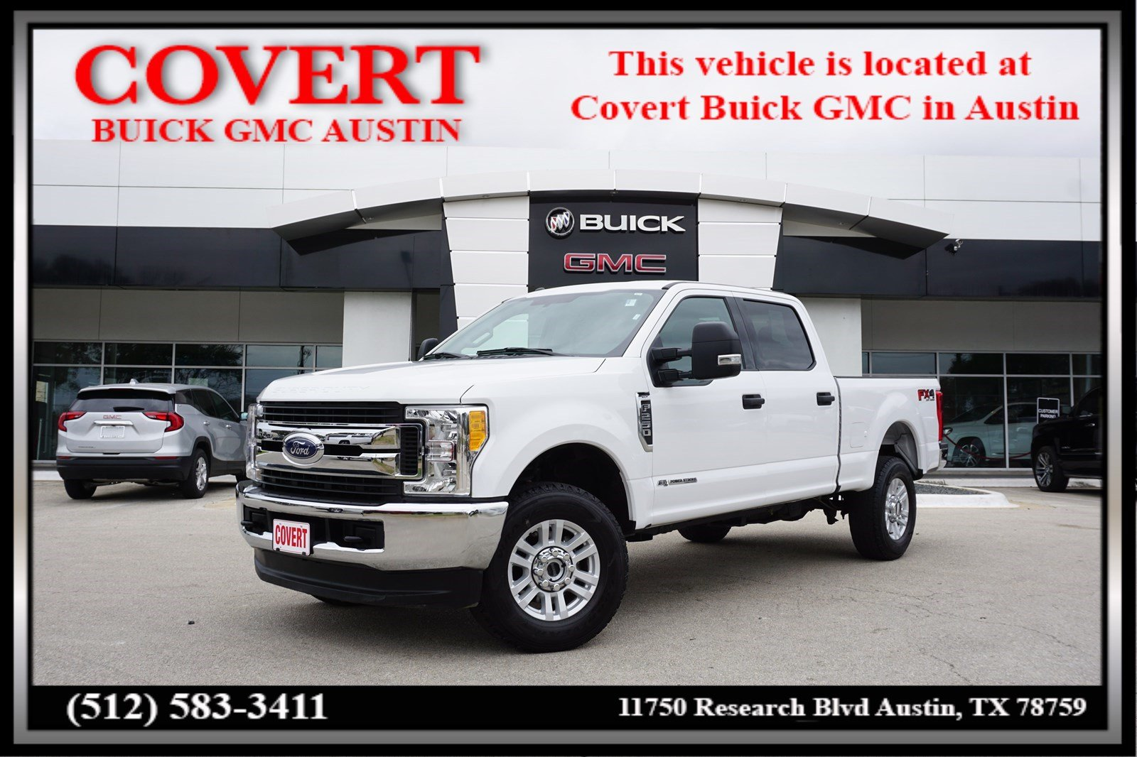 Pre Owned 2017 Ford Super Duty F 250 Srw Xlt