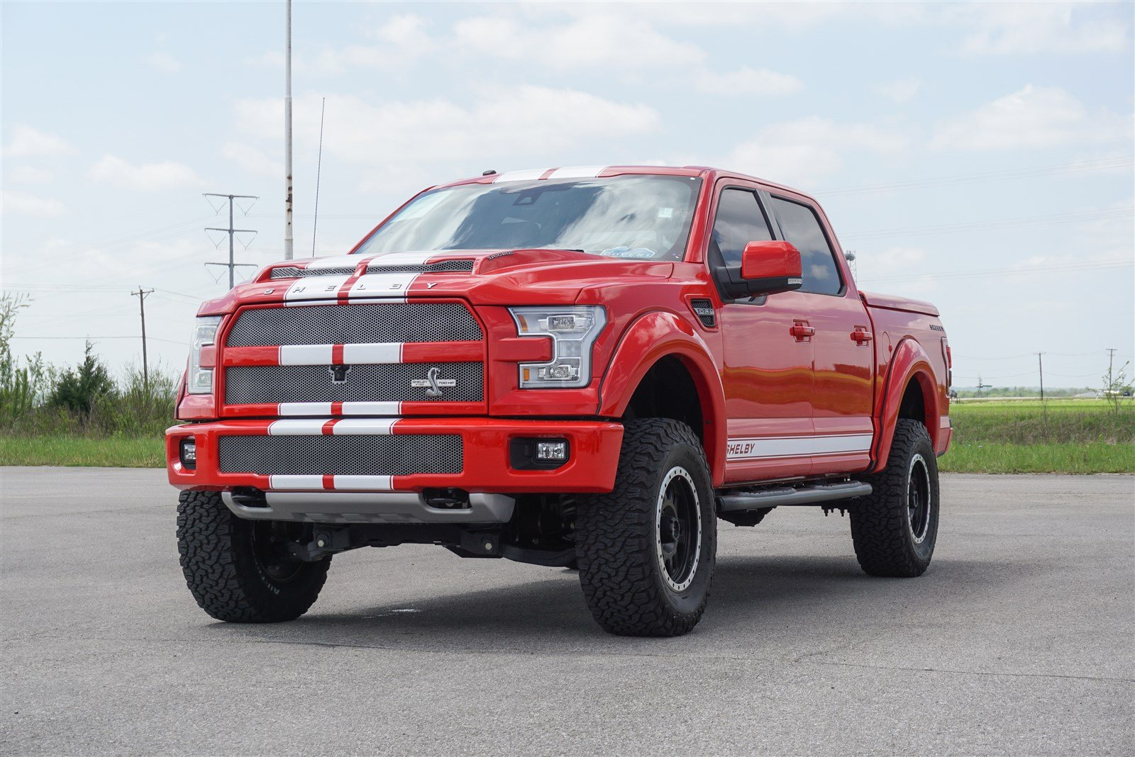 Ford F 150 Shelby >> Pre Owned 2016 Ford F 150 Shelby Crew Cab Pickup In Austin Fp4295
