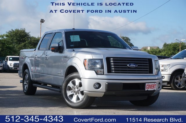 PRE-OWNED 2011 FORD F-150 RWD CREW CAB PICKUP