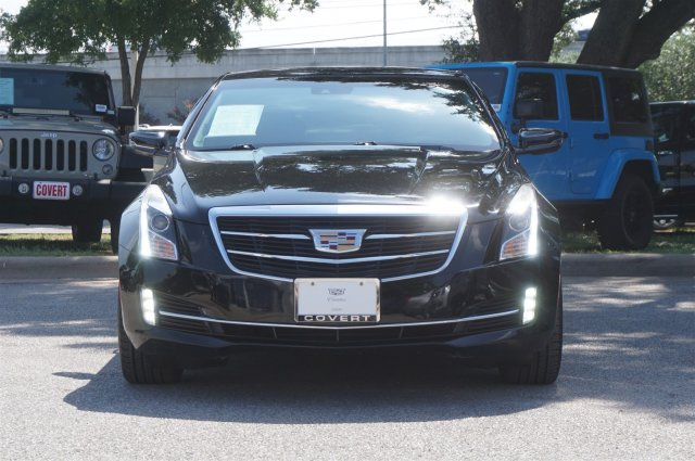 Pre-Owned 2015 Cadillac ATS Coupe Performance RWD
