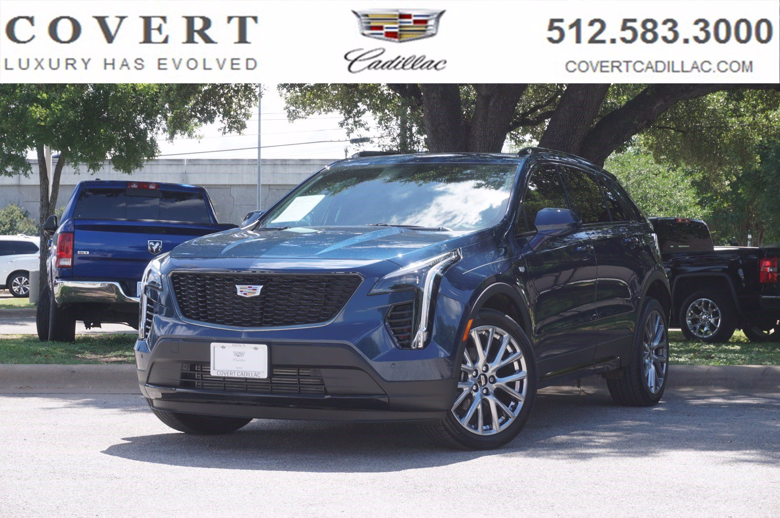Pre-Owned 2020 Cadillac XT4 FWD Sport
