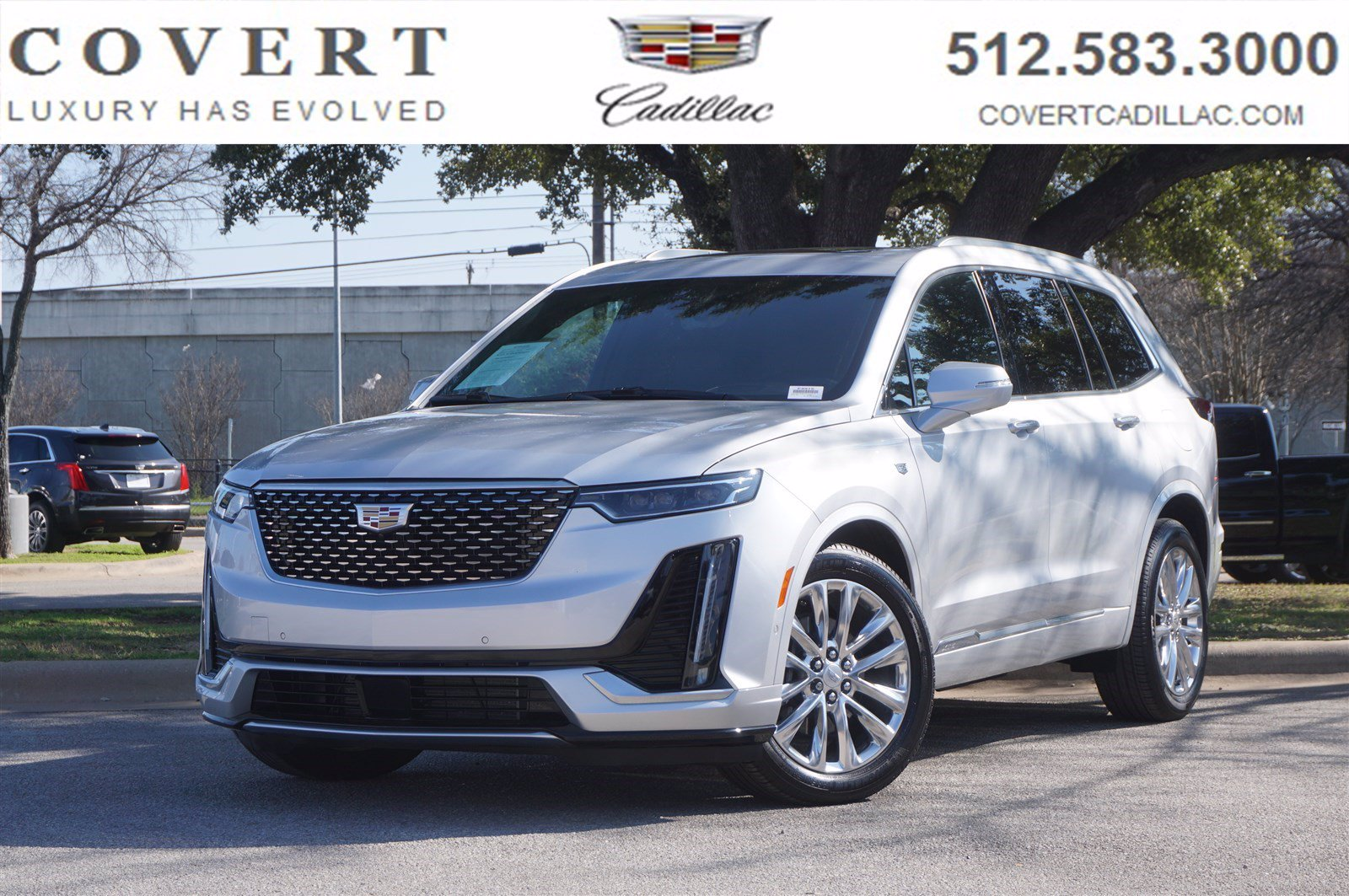 Pre-Owned 2020 Cadillac XT6 FWD Premium Luxury