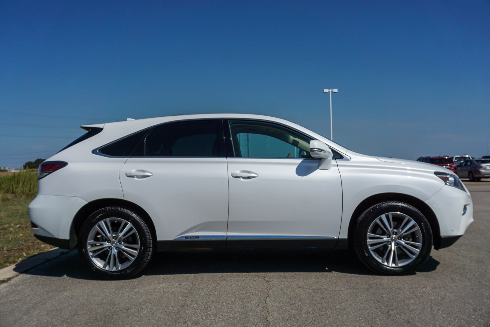 Pre-Owned 2015 Lexus RX 450h 4DR FWD