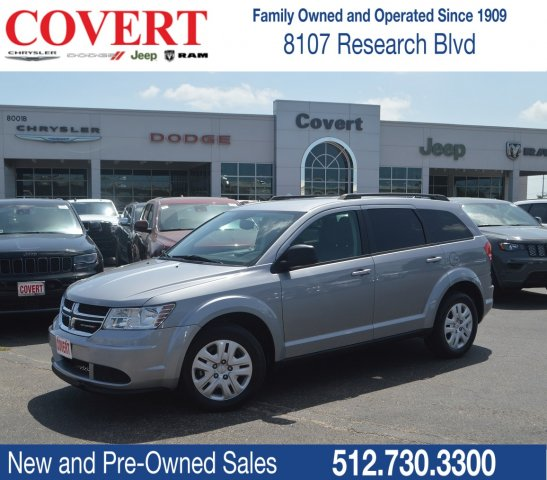 Certified Pre-Owned 2016 Dodge Journey SE