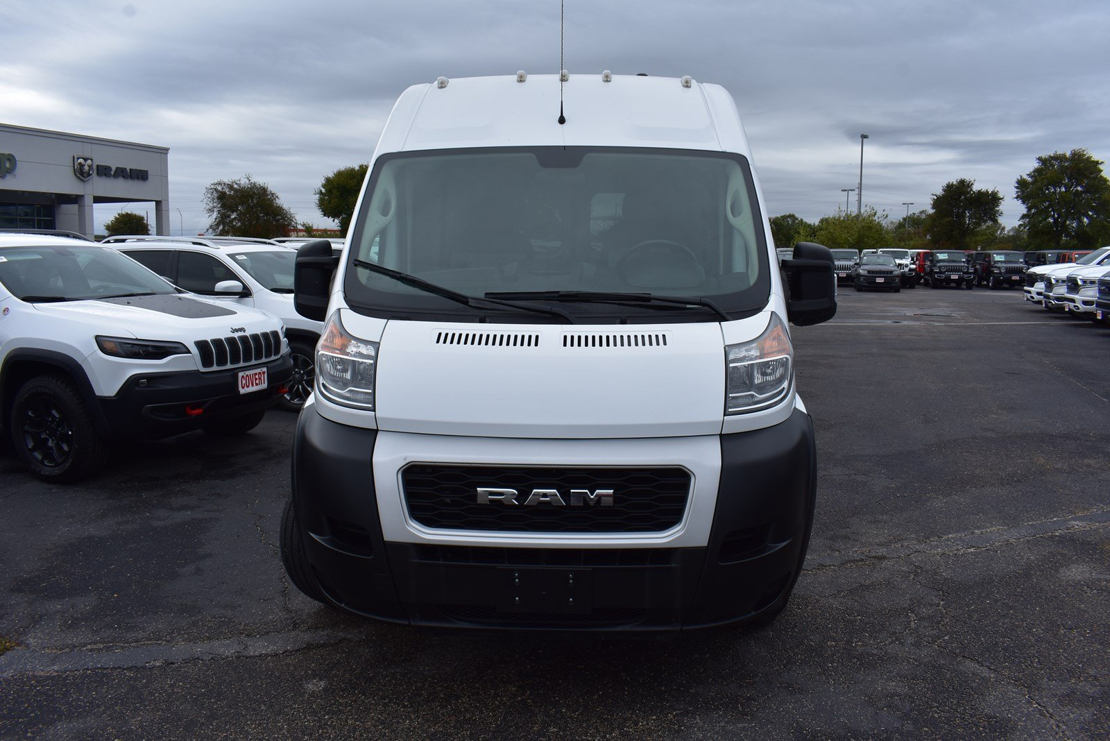 Certified Pre-Owned 2019 Ram ProMaster Cargo Van 2500 HIGH RF 159
