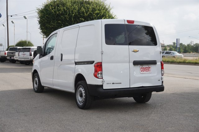 Pre-Owned 2015 Chevrolet City Express Cargo Van LS