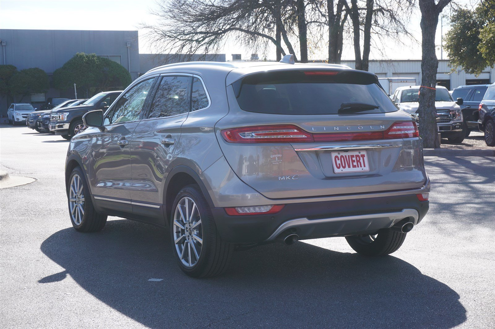 Pre-Owned 2019 Lincoln MKC Reserve