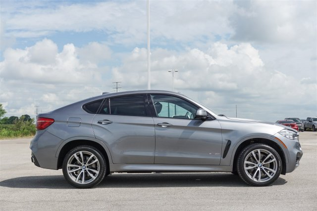 Pre-Owned 2016 BMW X6 xDrive50i