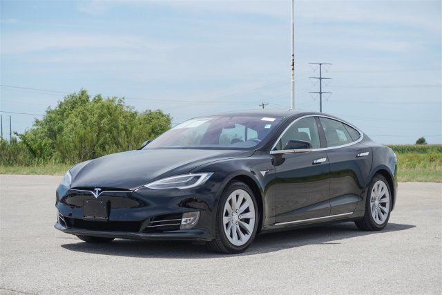 Pre Owned 2018 Tesla Model S 75d Awd