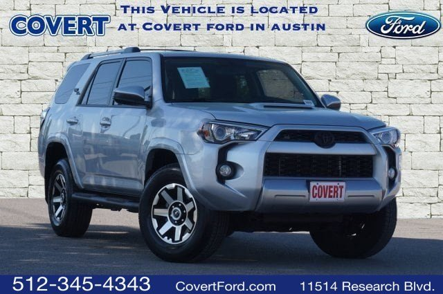 Pre Owned 2018 Toyota 4runner Trd Off Road
