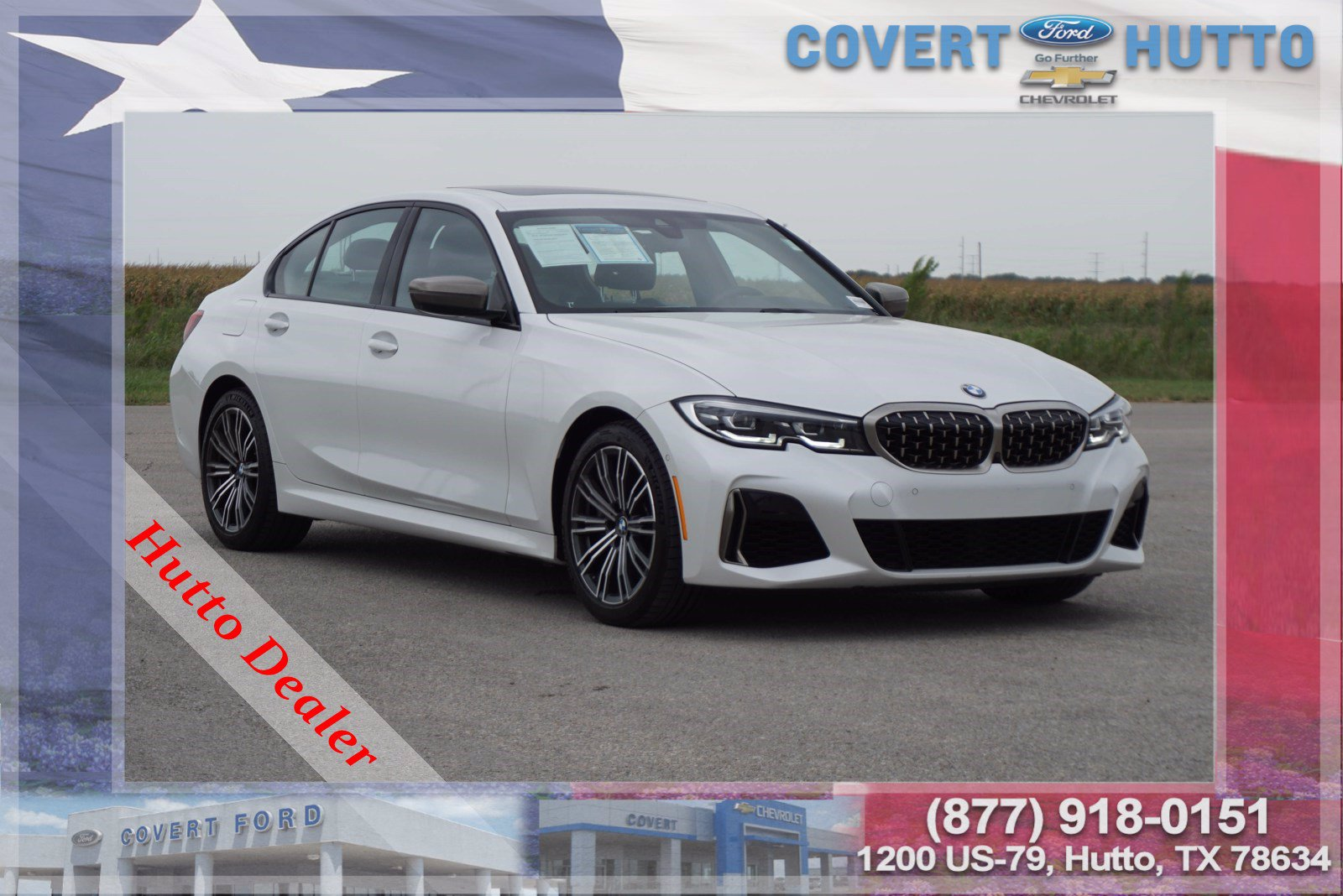 Pre-Owned 2020 BMW 3 Series M340i xDrive