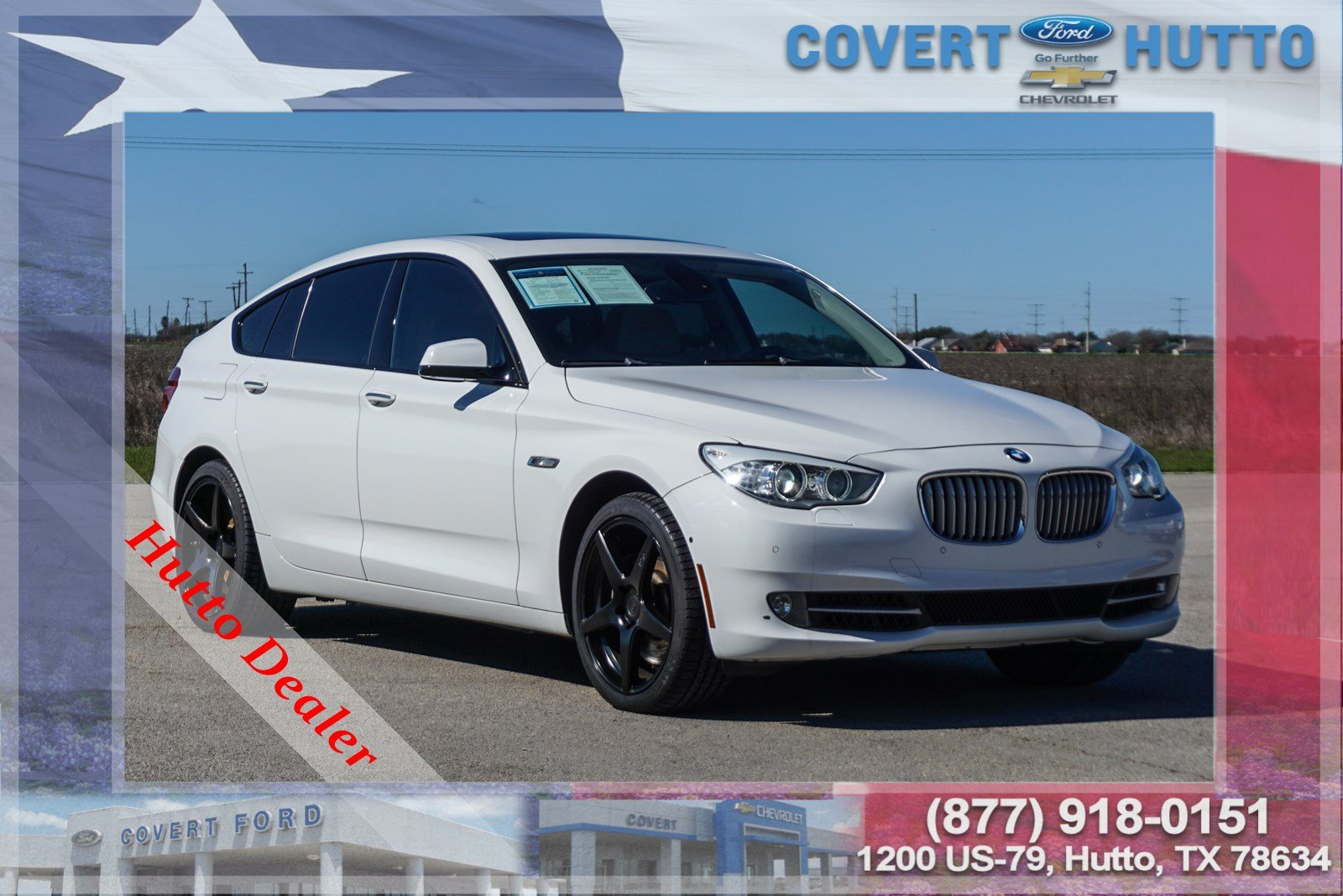 Pre-Owned 2012 BMW 5 Series Gran Turismo 550i