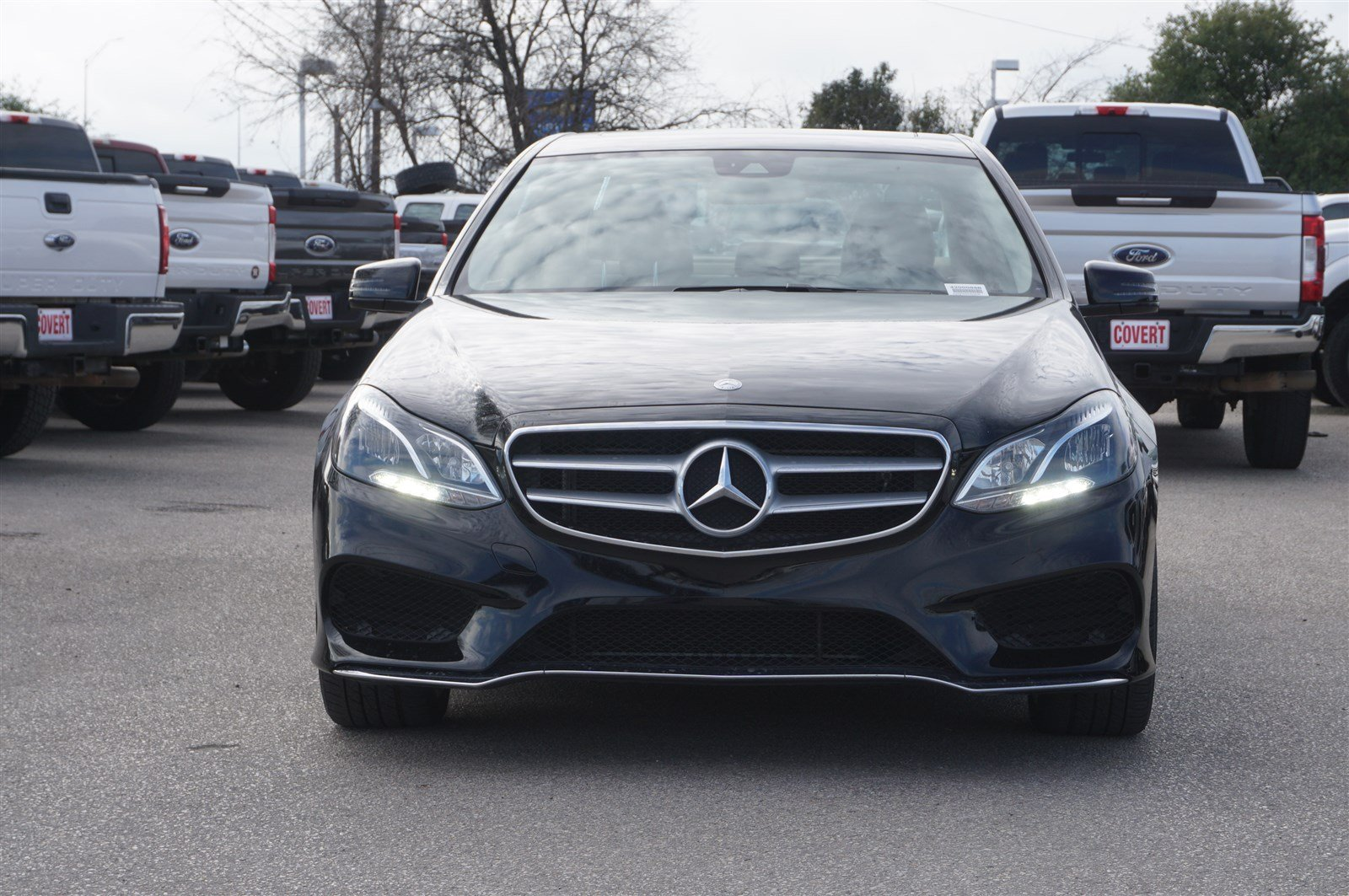 Pre-Owned 2016 Mercedes-Benz E-Class 4DR SDN E350 RW