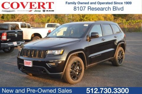 New 2019 JEEP Grand Cherokee Laredo Upland