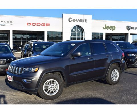 Pre-Owned 2019 Jeep Grand Cherokee Laredo E