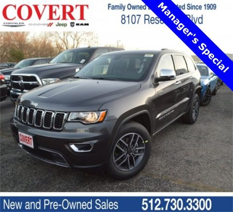 New Jeep Grand Cherokee for Sale in Austin | Covert Chrysler
