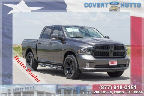 Pre-Owned 2018 Ram 1500 Night