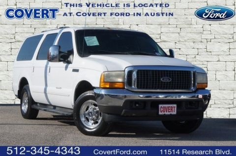 Pre-Owned 2000 Ford Excursion XLT