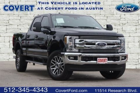 Pre-Owned 2018 Ford Super Duty F-250 SRW LARIAT