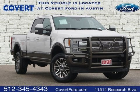 Pre-Owned 2017 Ford Super Duty F-250 SRW King Ranch