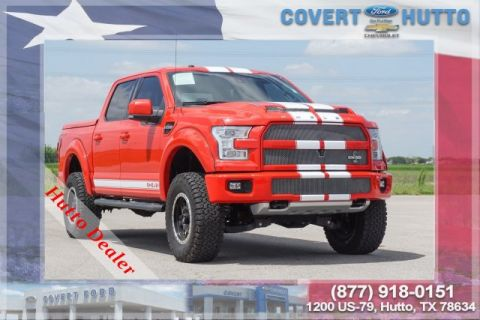 Pre-Owned 2016 Ford F-150 Shelby