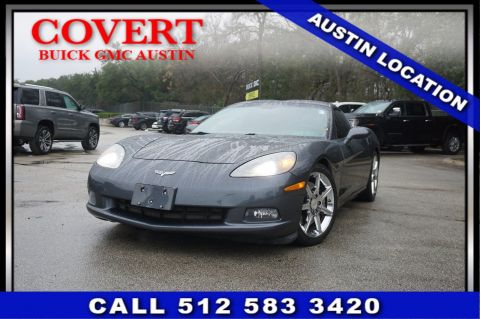 Pre-Owned 2009 Chevrolet Corvette w/4LT