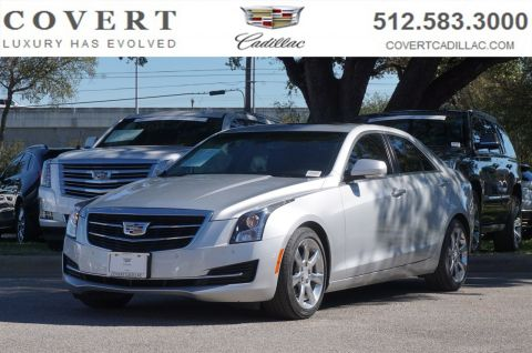 Pre Owned 2015 Cadillac Xts Luxury 4dr Car In Austin P4293 Covert