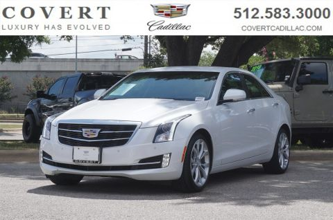 Pre-Owned 2016 Cadillac ATS Sedan Premium Collection AWD