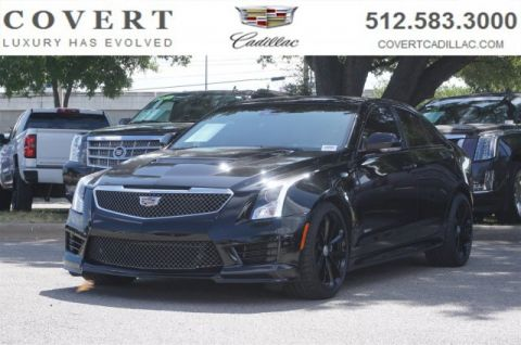 Pre-Owned 2016 Cadillac ATS-V Sedan 4DR SDN