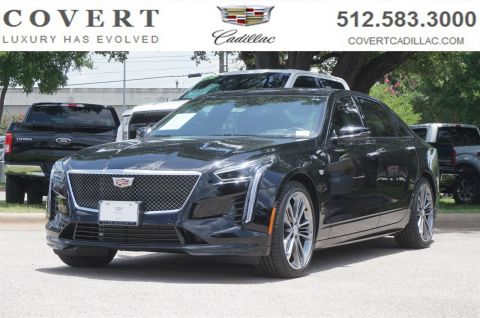Pre-Owned 2019 Cadillac CT6 Sport AWD