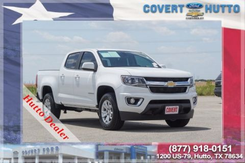 Pre-Owned 2015 Chevrolet Colorado 2WD Z71 Crew Cab Pickup in
