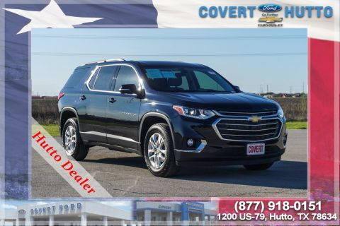 Pre-Owned 2020 Chevrolet Traverse LT Cloth
