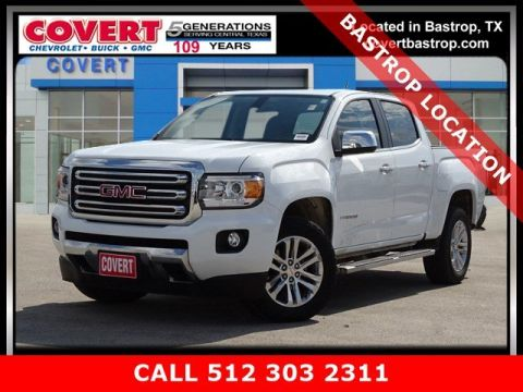 Pre-Owned 2017 GMC Canyon 4WD SLT