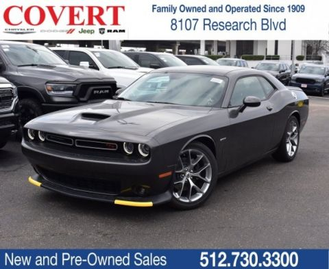 Covert Dodge Austin Tx >> New Dodge Challenger In Austin Covert Chrysler Dodge Jeep Ram