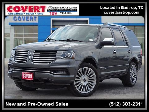 Pre-Owned 2015 Lincoln Navigator 4DR 4WD SELECT