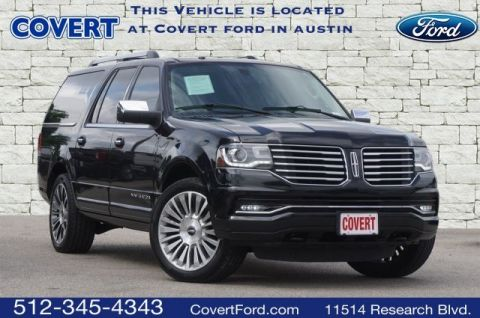 Pre-Owned 2015 Lincoln Navigator L 4DR 2WD SELECT