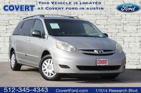 Pre-Owned 2007 Toyota Sienna LE