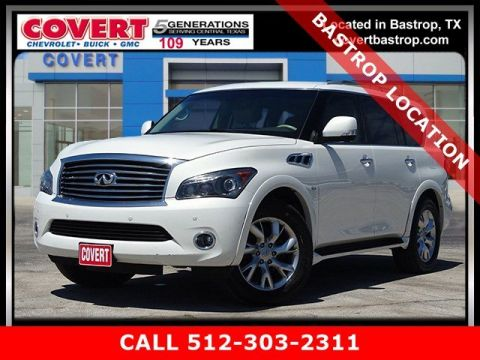 Pre-Owned 2014 INFINITI QX80 4DR 2WD