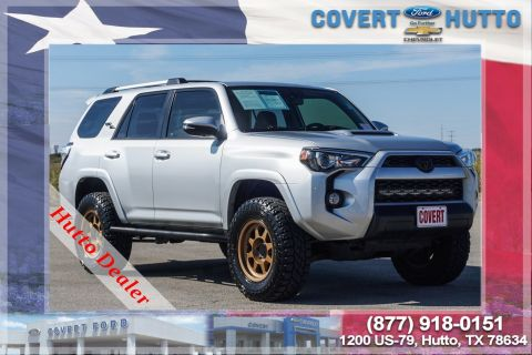 Pre-Owned 2017 Toyota 4Runner TRD OFF ROAD PREM