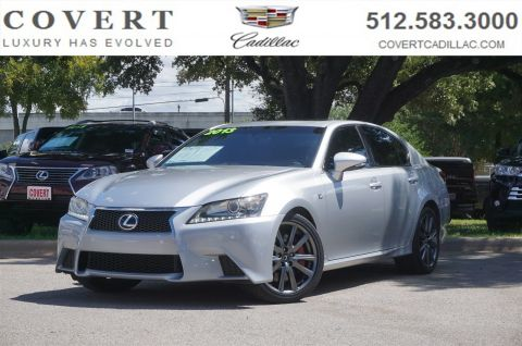 Pre-Owned 2013 Lexus GS 350 4DR SDN RWD