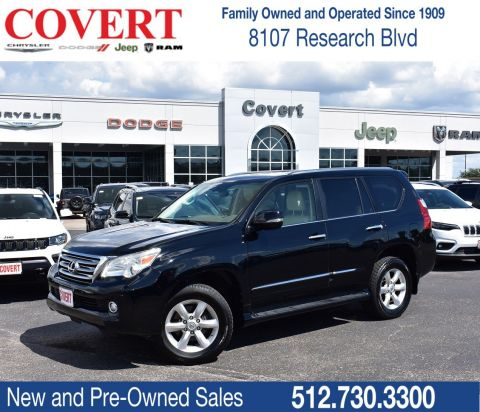 Pre-Owned 2013 Lexus GX 460 5DR SUV 4WD