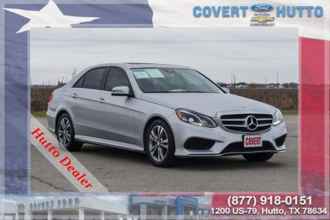 Pre-Owned 2016 Mercedes-Benz E-Class 4DR SDN E350 RWD